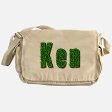Ken Grass Messenger Bag