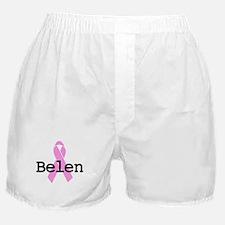 BC Awareness: Belen Boxer Shorts