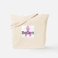 BC Awareness: Belen Tote Bag