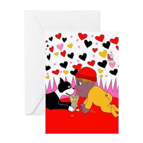 Sweet Bliss Greeting Card
