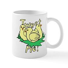 twitter tweet Mug