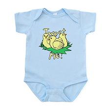 twitter tweet Infant Bodysuit