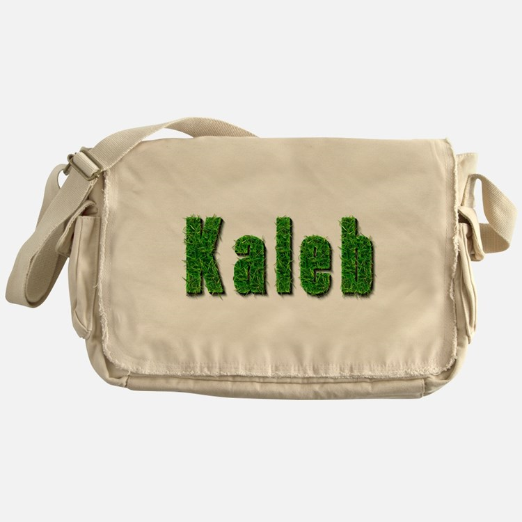 Kaleb Grass Messenger Bag