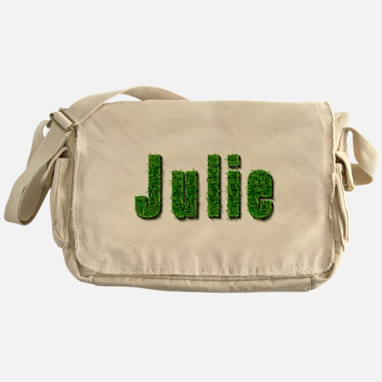 Julie Grass Messenger Bag