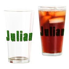 Julian Grass Drinking Glass