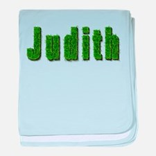 Judith Grass baby blanket