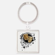 Alchemy of Theatre Production Square Keychain