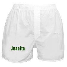Juanita Grass Boxer Shorts