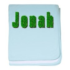 Jonah Grass baby blanket