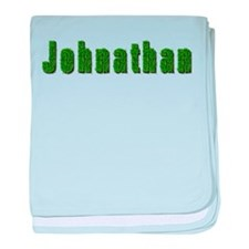 Johnathan Grass baby blanket