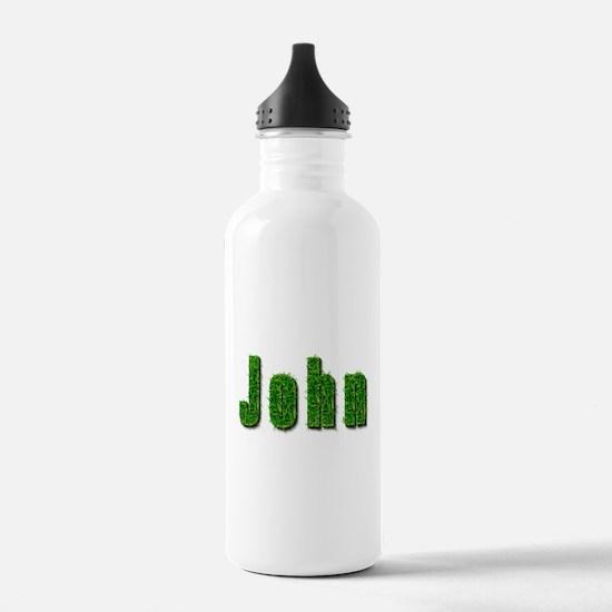 John Grass Water Bottle