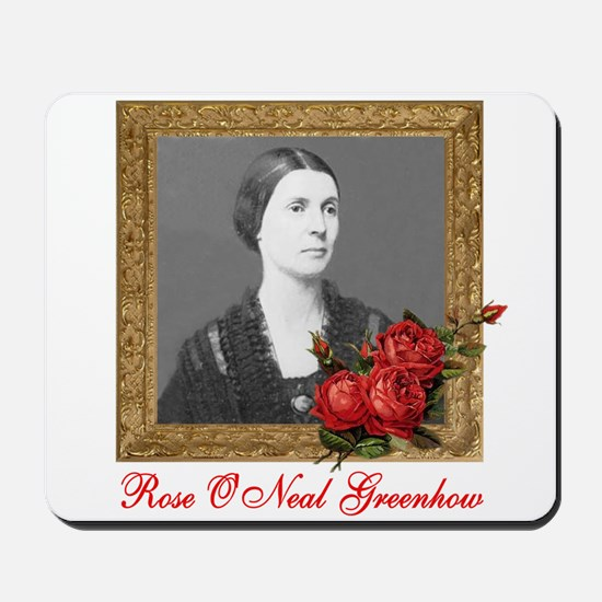 Rose ONeal Greenhow Mousepad