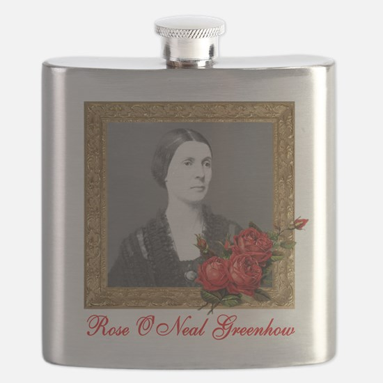Rose ONeal Greenhow Flask