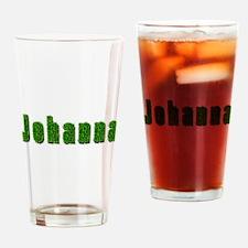 Johanna Grass Drinking Glass