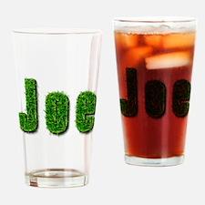Joe Grass Drinking Glass