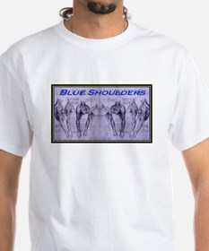Shoulder Blues Shirt
