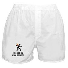 Do Fire Stunts Boxer Shorts
