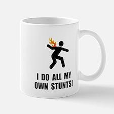 Do Fire Stunts Mug