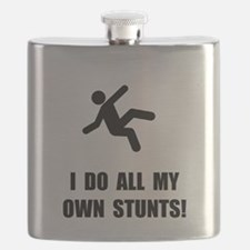 Do All My Own Stunts Flask