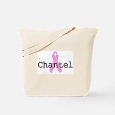 BC Awareness: Chantel Tote Bag