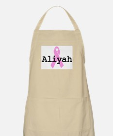 BC Awareness: Aliyah BBQ Apron