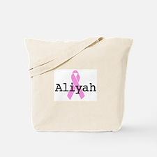BC Awareness: Aliyah Tote Bag