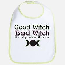 Good Witch, Bad Witch... Bib