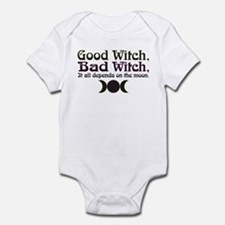 Good Witch, Bad Witch... Onesie