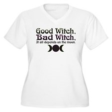 Good Witch, Bad W T-Shirt