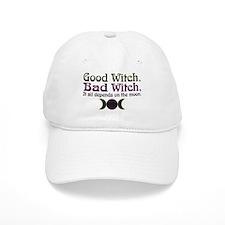 Good Witch, Bad Witch... Baseball Baseball Cap