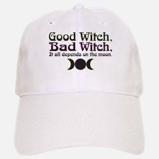 Good Witch, Bad Witch... Baseball Baseball Cap