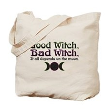 Good Witch, Bad Witch... Tote Bag