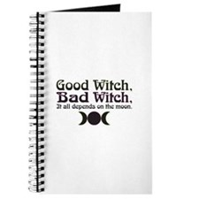 Good Witch, Bad Witch... Journal