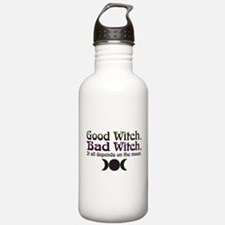 Good Witch, Bad Witch. Water Bottle