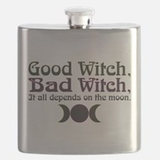Good Witch, Bad Witch... Flask