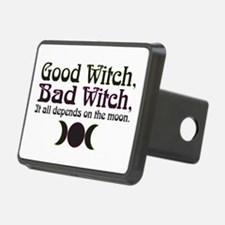 Good Witch, Bad Witch... Hitch Cover