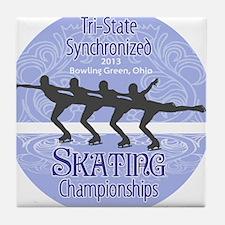Tri-States Synchronized Skating Championships Tile