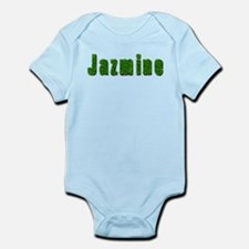 Jazmine Grass Infant Bodysuit