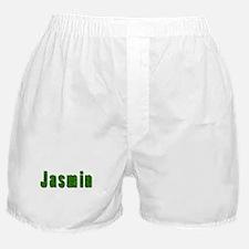 Jasmin Grass Boxer Shorts