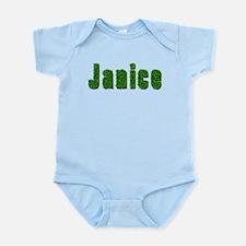Janice Grass Infant Bodysuit