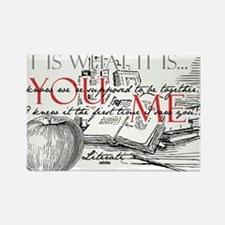 Literati - IT IS WHAT IT IS...YOU...ME... Rectangl