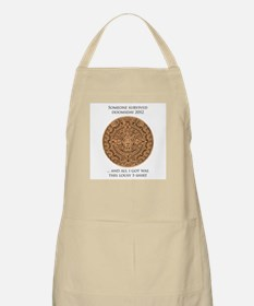 Someone survived Doomsday 2012 Apron