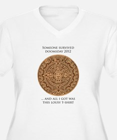 Someone survived Doomsday 2012 T-Shirt