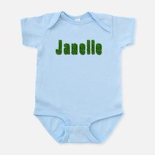 Janelle Grass Infant Bodysuit