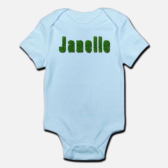 Janelle Grass Infant Bodysuit