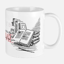 Literati - IT IS WHAT IT IS...YOU...ME... Mug