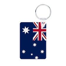 Australia Flag Keychains