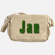 Jan Grass Messenger Bag