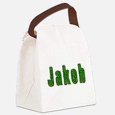 Jakob Grass Canvas Lunch Bag