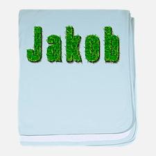 Jakob Grass baby blanket